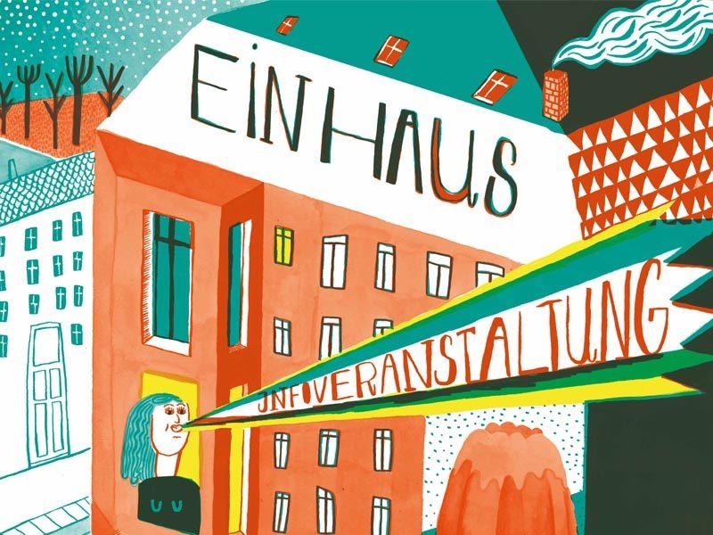 EinHaus Reichpietschstr. 13 eG Infoveranstaltung